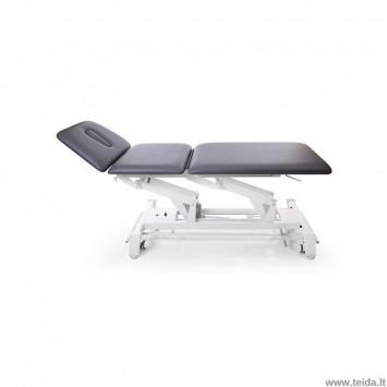 Elektrinis 3-jų dalių masažo stalas