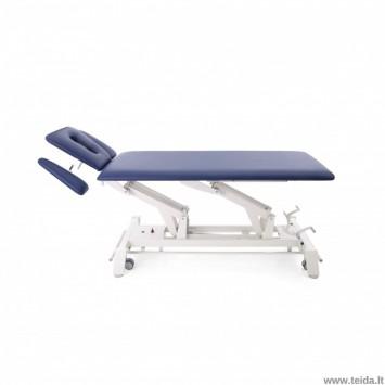 Elektrinis 4-rių sekcijų masažo stalas