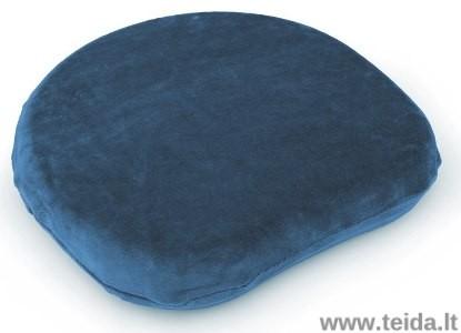Užvalkalas SISSEL® SitFit Plus sėdėjimo pagalvėlei, mėlynas