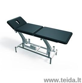 Elektrinis 3-jų dalių masažo stalas  MTE-3