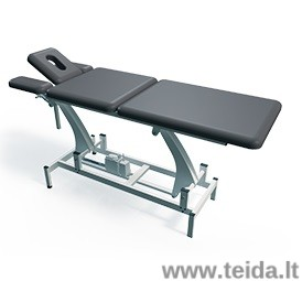 Elektrinis 5-ių dalių masažo stalas