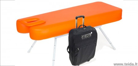 NubisPro pripučiamas masažo stalas