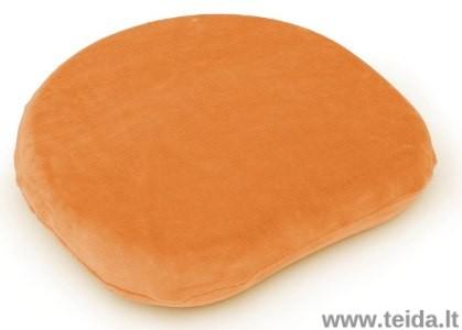 Užvalkalas SISSEL® SitFit Plus sėdėjimo pagalvėlei, oranžinis