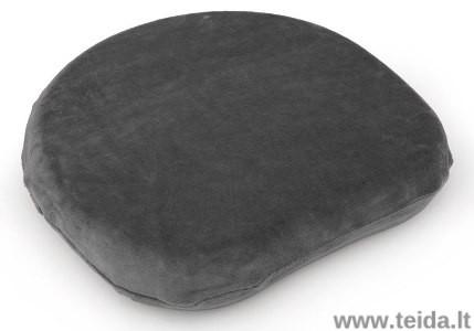 Užvalkalas SISSEL® SitFit Plus sėdėjimo pagalvėlei, pilkas