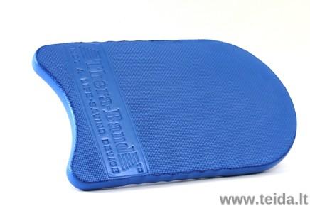 Plaukimo lenta, mėlyna