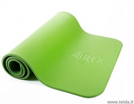 Airex mankštos kilimėlis Fitline 140 kiwi