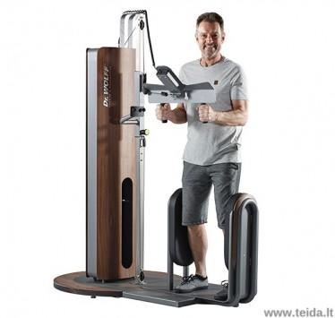 Dr. Wolff STANDING ROTATION 947 terapinis treniruoklis