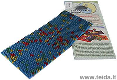 LYAPKO aplikatorius kilimėlis, ŠANSAS 5,8