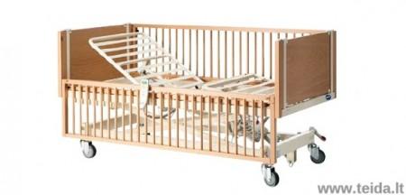 Funkcinė slaugos lova INVACARE ScanBeta NG vaikams
