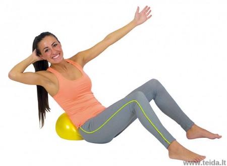 Pilates kamuolys Softgym