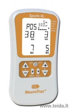 Elektrostimuliacijos aparatas NeuroTrac SPORTS XL