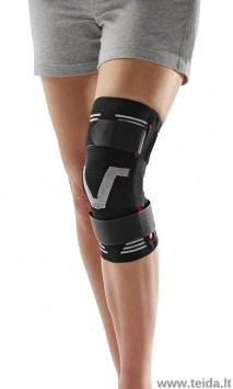 STABILAX elastinis kelio įtvaras su šoniniais sutvirtinimais, 2 dydis