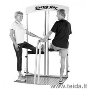 Tempimo pratimų sistema Strech-Boy 126