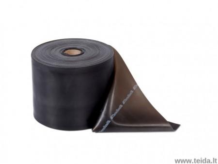 Thera-band elastinė juosta su lateksu, juoda