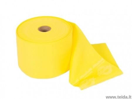 Thera-Band elastinė juosta be latekso, geltona
