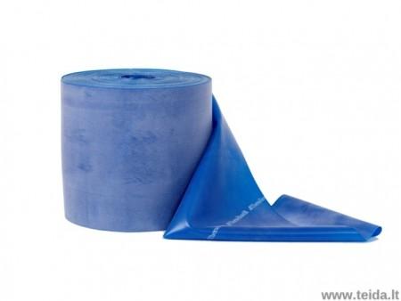 Thera-band elastinė juosta su lateksu, mėlyna
