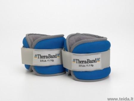 Thera-band svareliai-apyrankės 1,1 kg