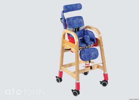 Darbo kėdutė Tobi Kiga