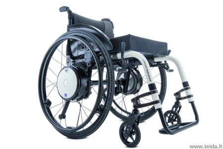 Elektriniai vežimėlio ratai  twion® M24