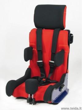 Vaikiška automobilinė kėdutė Chritophorus