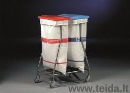 Nešvarių skalbinių vežimėlis, mod. W265LT