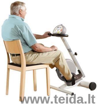 Aktyvių-pasyvių judesių kojų treniruoklis MOTOmed VIVA 2 Parkinson