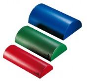 Masažo pusvolis pozicionavimui Soft X, 25cm, žalias