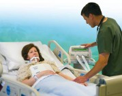 Hill-rom kvėpavimo takų išvalymo sistema The VEST 205